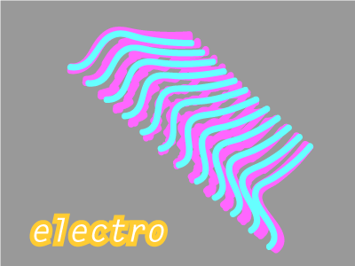 Electro with blends