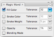 Magic Wand Options