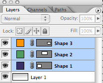 Move Tool - Selecting Layers