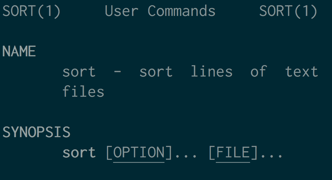 Linux and Unix sort command tutorial with examples | George